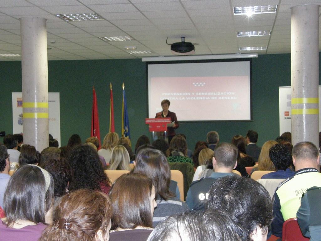 Prevención y sensibilización contra la violencia de género