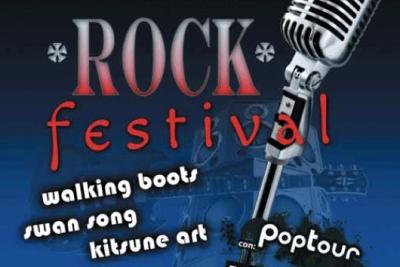 Festival Rock y PopTour en Hoyo de Manzanares