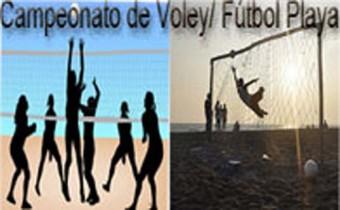 Deportes de playa en Torrelodones