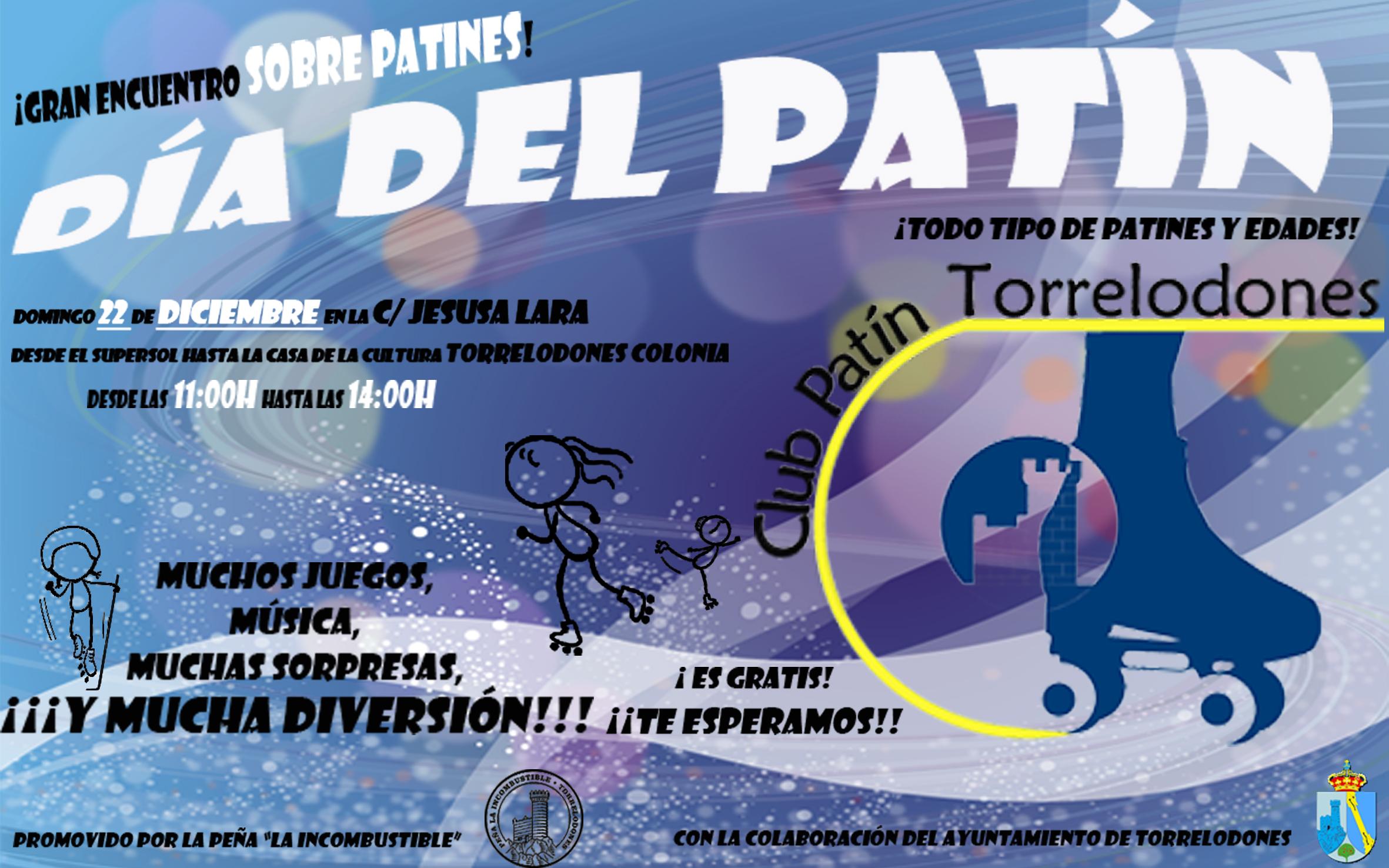 22 de diciembre: Día del Patín en Torrelodones