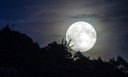 Rutas a la luz de la luna por la sierra de Guadarrama