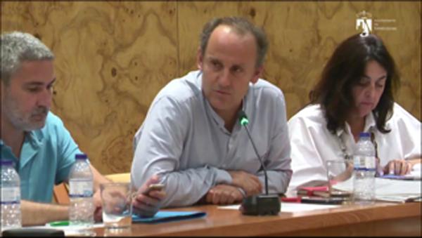 Piden la dimisión del edil de Medio Ambiente de Vecinos por Torrelodones