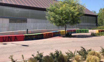 Pintadas contra el colectivo gay en Torrelodones