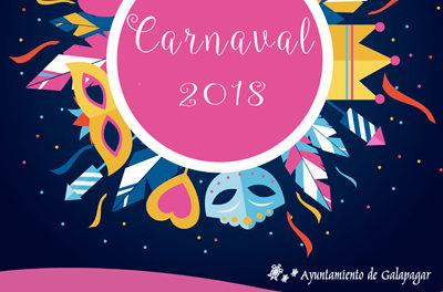 Carnaval en Galapagar con photocall