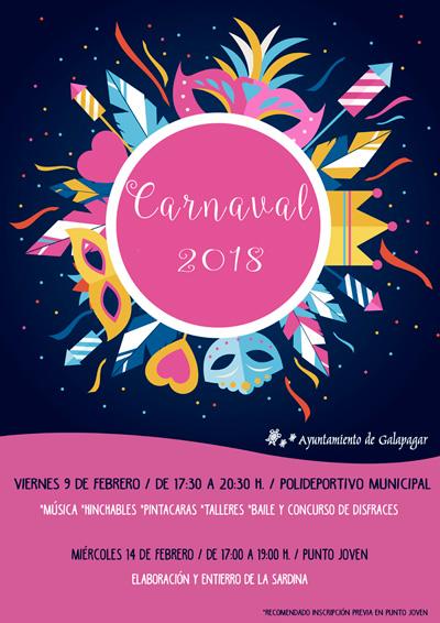 Carnaval Galapagar