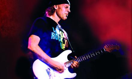 El Jazz y Blues Latino de la Vargas Blues Band, en Las Rozas