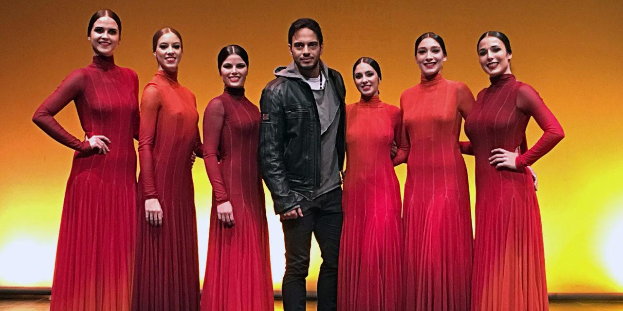Curro de Candela elige Galapagar para estrenar su espectáculo flamenco