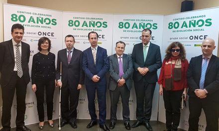 La ONCE cuenta con un nuevo director en Collado Villalba