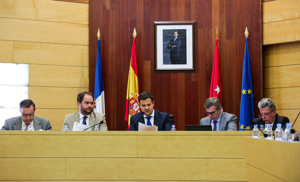 La deuda municipal de Las Rozas se reduce a la mitad