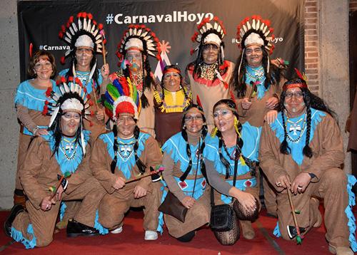 Carnavales Hoyo de Manzanares