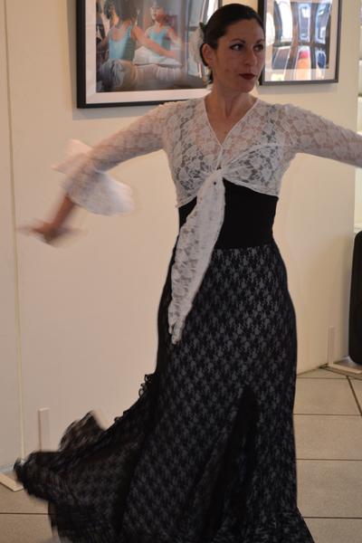 danza muestra fotográfica en Collado Villalba