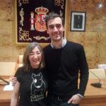 Elena Repullo, nueva concejal socialista en Torrelodones