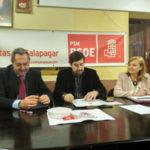 """Los socialistas de Galapagar consideran que los presupuestos son """"antisociales"""""""