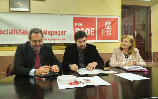 Alberto Gómez Martín, nuevo portavoz del PSOE de Galapagar