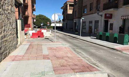El Ayuntamiento de Galapagar invierte 100.000€ en accesibilidad