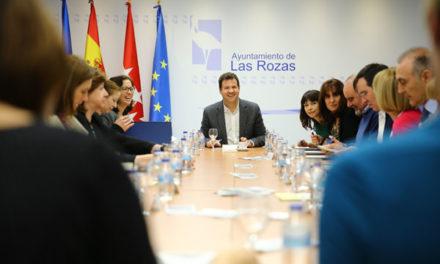 Las Rozas subvenciona con más de 343.000 a los centros educativos
