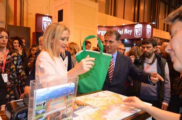 El destino Sierra de Guadarrama estará en la Mesa regional de turismo
