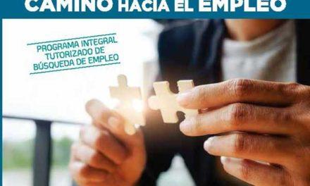 Camino hacia el empleo, un programa de inserción laboral en Collado Villalba