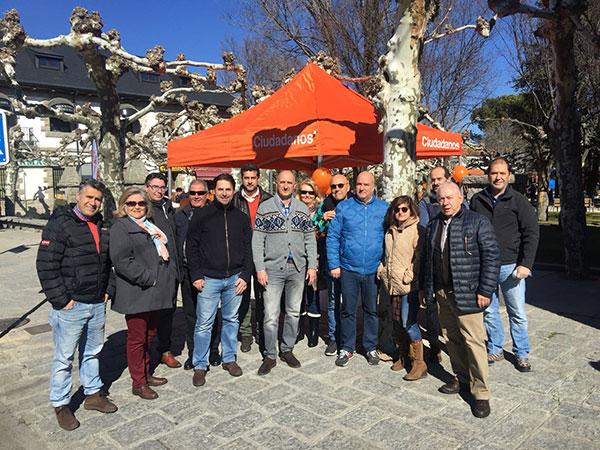 Ciudadanos Guadarrama se consolida como agrupación