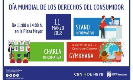 Día del consumidor en Hoyo de Manzanares