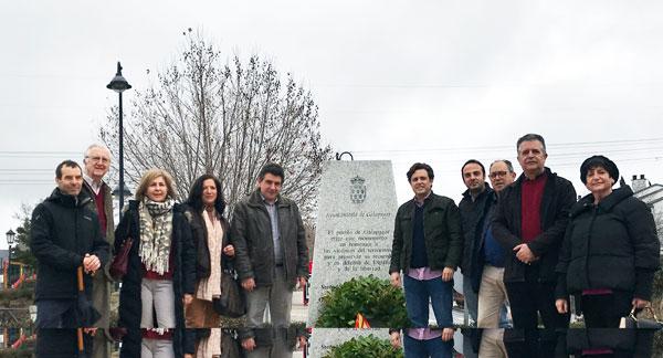 El Partido Popular de Galapagar homenajea a las víctimas del 11-M