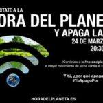 La Hora del Planeta: municipios del noroeste se suman a la iniciativa