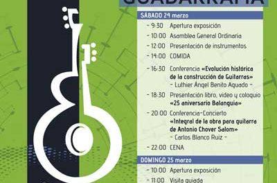 Músicos de toda España participan en Guadarrama en la Asamblea FEGIP