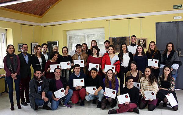 Galapagar inauguró el XV Circuito de Arte Joven