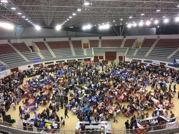 Festival del cachopo y gastronomía asturiana en Las Rozas