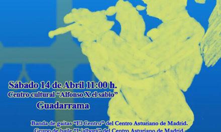 La Casa de Asturias reúne a bandas de gaitas de la región