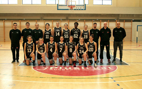 La doble Final Four Junior se juega en Torrelodones