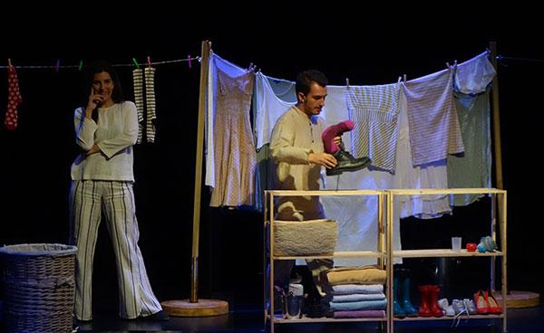 Historia de un calcetín, de Teatralia llega a Collado Villalba