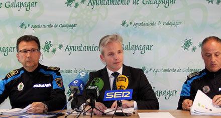 Los robos domiciliarios bajan casi un 20% en Galapagar