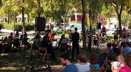 Street Market Experience trae la Feria de Abril a Las Rozas
