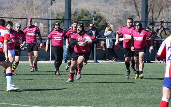 Torneo Internacional de rugby en Moralzarzal