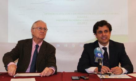 Daniel Pérez Muñoz pedirá una revisión a la baja de los valores de las viviendas