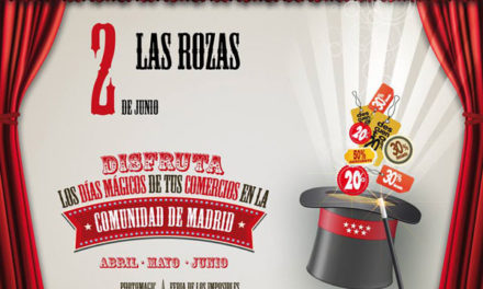 """La campaña """"Comercios mágicos"""" llega a Las Rozas"""
