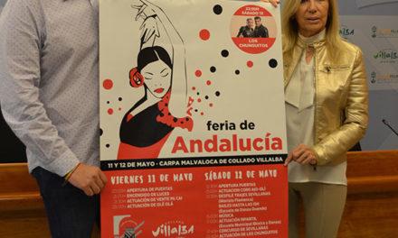 Collado Villalba celebra la Feria de Andalucía