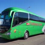 Huelga en el transporte interurbano en la Comunidad