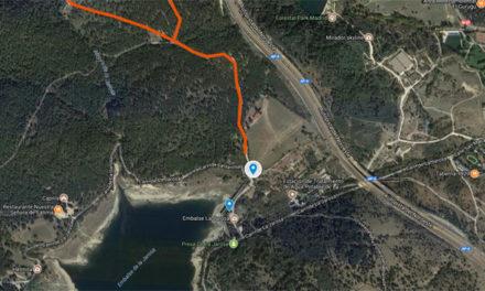 El primer sendero Trails for Peace se inaugura en Guadarrama