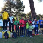 Juan Antonio Cuadrillero y Pilar Arias, ganadores de la Vuelta a la Jarosa