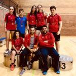 El Club Bádminton Ciudad de Villalba logra 16 medallas en los Campeonatos de Madrid