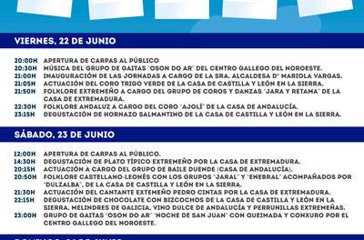 Encuentro de las Casas Regionales en Collado Villalba