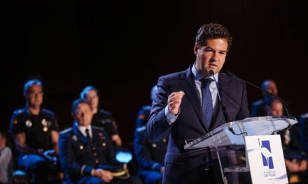La Benemérita, Policía Nacional y Stop Accidentes, condecorados en Las Rozas