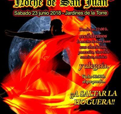 La Noche de San Juan: música y fuego en Guadarrama