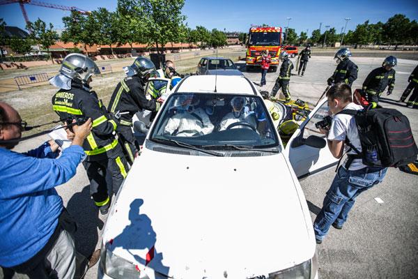 I Jornadas de Emergencia SAMER-Protección Civil