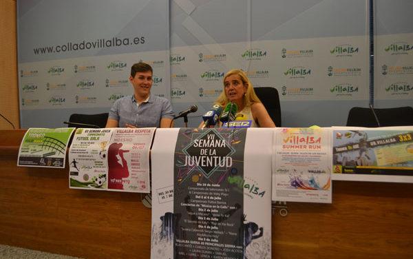 VII Semana de la Juventud en Collado Villalba