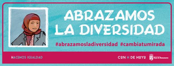 Hoyo de Manzanares fomenta la igualdad con la campaña #Cambiatumirada
