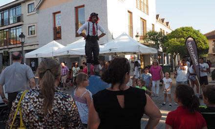 La Noche en Blanco reúne arte, música y teatro en Torrelodones