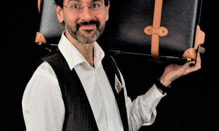Óscar Rui impartirá talleres de magia en Galapagar